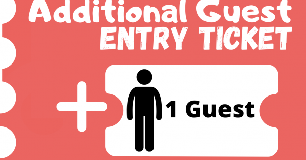 Additional guest ticket